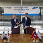 Daewoo Shipbuilding wins deal for LNG carrier from Norway