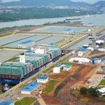 Panama Canal Registers Record Year