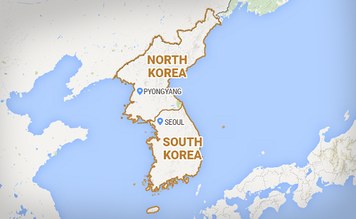 south-korea-north-korea