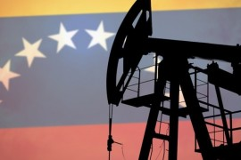 Venezuela-Oil-Rig