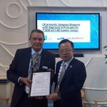 Jiangnan Gets AiP for LNG Bunker Vessel Design