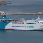 Fred. Olsen Express, Baleària to Link Huelva and the Canary Islands