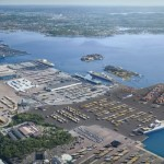 Port of Gothenburg Starts Building New Terminal