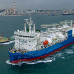 Petronas Loads LNG Fuel Cargo on World's Largest LNG Bunkering Vessel