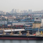 Baltic index near 4-year low as virus mutes shipping activity