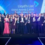 Lloyd's List Global Awards 2018: Costas Grammenos wins Lifetime Achievement award