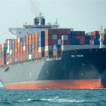 Trans-Pacific container rates strengthen, space utilization rises