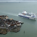 U.K. to Spend $137 Million for No-Deal Ferry Routes, BBC Says