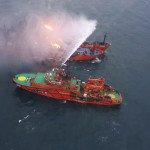 Ship in Deadly Black Sea Blaze was Turned Away from Port Over Sanctions