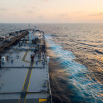 Armada of Tankers with Venezuelan Oil Forms in U.S. Gulf