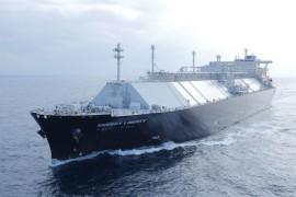 Tokyo LNG Tanker
