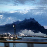 Tank Fire Along Houston Ship Channel Could Burn for Days – Official