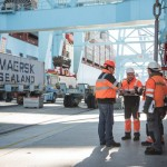 Maersk first container shipping company to offer digital Ocean Customs Clearance