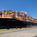 North Carolina Ports Makes History, Welcomes First 12,000 TEU Vessel
