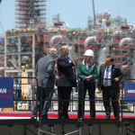 Cameron LNG Export Project in Louisiana Produces First LNG