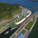 Panama Canal Transits First Q-Flex LNG Carrier