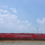 Containerships takes delivery of second LNG-powered ship
