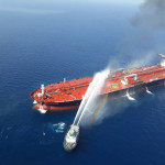 U.S. Navy Says Mine Fragments Suggest Iran Behind Gulf Tanker Attack