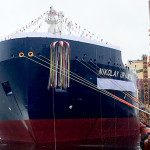 DSME Names Newest Icebreaking LNG Carrier for Yamal Project