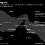 Oil Tankers Dodge Top Mideast Refueling Hub After Ship Attacks