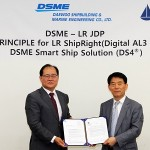 DSME Smart Ship Solution Gets LR's Approval in Principle