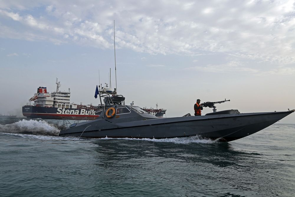 The Hormuz Crisis Shows U.S. Alliances Are Weak