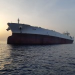 World's Biggest Oil Tanker Sails for Fuel-Storage Zone