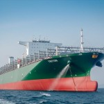 Costamare 'Triton' breaks record for biggest-ever vessel to sail through Panama Canal