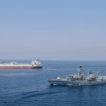 Middle East Shipping Stabilized by UK Navy, Says Fleet Commander