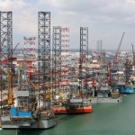Keppel to Exit Rig Building