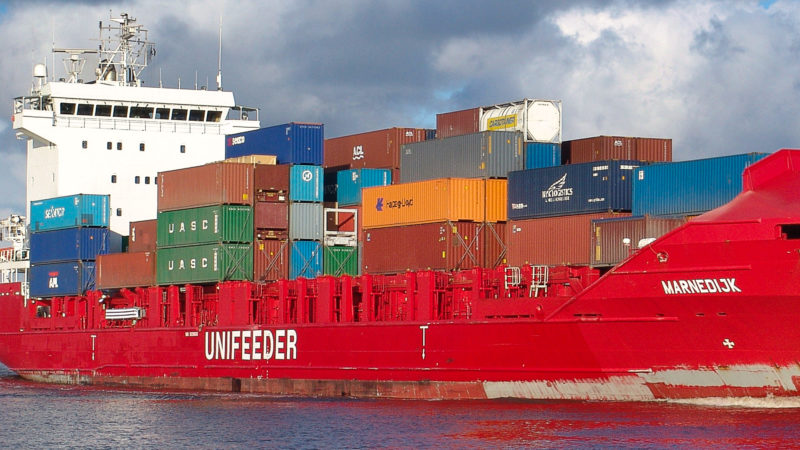 unifereder-container-ship