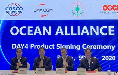 CMA CGM Ocean Alliance Day 4