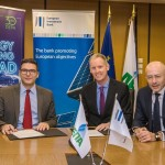 Financing agreement for the construction of the first LNG bunkering vessel for maritime use in Eastern Mediterranean
