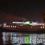 First ferry in 2020 welcomed in Piraeus