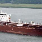 Kidnapped crew members of Greek tanker released