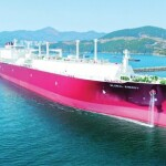 Nakilat takes delivery and management of LNG carrier newbuild