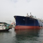 Samsung Heavy launches GasLog LNG newbuild