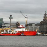 Britain's new polar ship, the Sir David Attenborough, set for sea trials