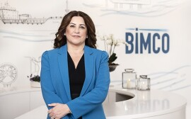 Sadan Kaptanoglu Chairman Bimco