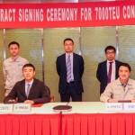 Sea Consortium orders four boxships at SWS
