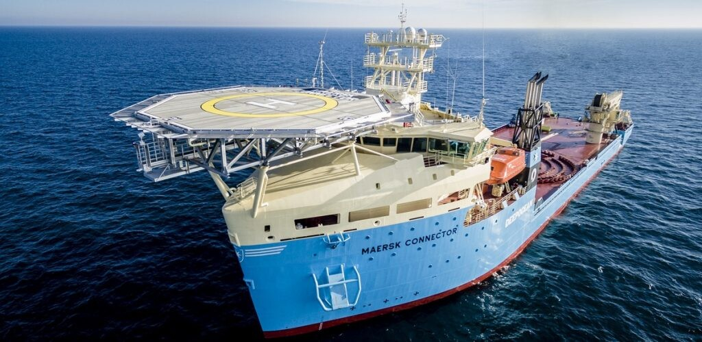 Maersk-connector