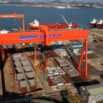 Daehan wins order for up to 6 LNG-fuelled tankers from TEN