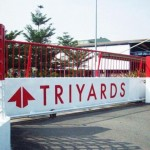 Triyards: Notices Of Termination For Shipbuilding Contracts