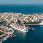 Greece delays Piraeus Port Sale