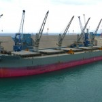 Baltic index at over 1-month high on firm panamax, supramax demand