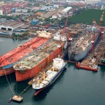 Loss-making shipyards struggling to sell assets, cut costs