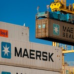 Maersk profit miss, outlook put shipping shift in spotlight