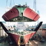 S. Korean shipbuilders beat Chinese rivals in orders in 1st half