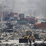 Tianjin blasts a blip as marine insurance prices keep falling