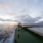 Strengthening rates across vessels steer Baltic index higher